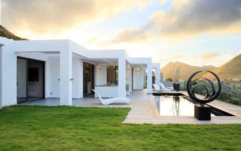 Saint Martin New Villas